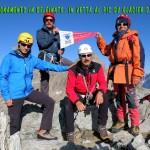 2015.08.06 - (24) Salita al Pic du Glacier d'Arsine nell'ambito dell'Accantonamento della Scuola d'Alpinismo; sulla vetta